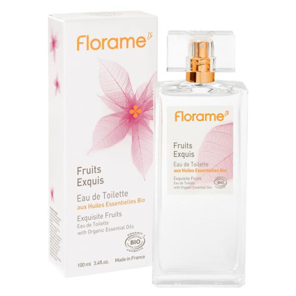 Florame - Eau de toilette Fruits Exquis 100ml