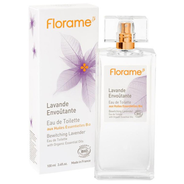 eau de toilette lavande envo tante 100ml florame acheter sur. Black Bedroom Furniture Sets. Home Design Ideas