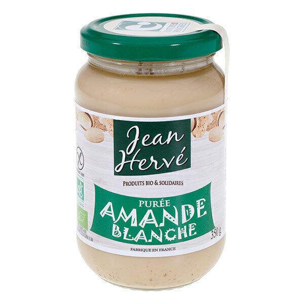 Jean Hervé - Purée d'Amandes Blanches bio 350g