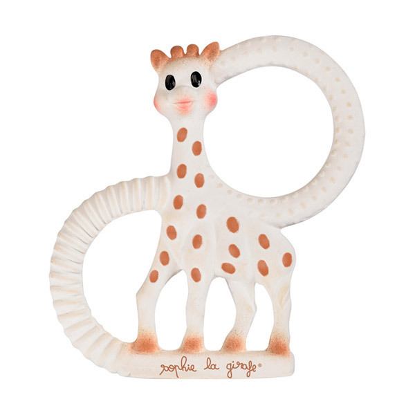 Vulli - So Pure Sophie the Giraffe Teething Ring