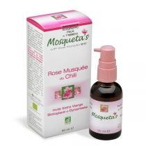Mosqueta's - Huile de Rose Musquee du Chili bio - 30 ml