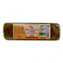 Abeille Royale - 6 nonnettes au miel et à l'abricot BIO 150g