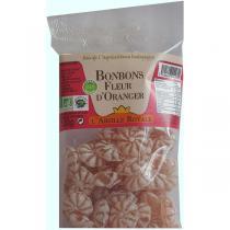 Abeille Royale - Bonbons Fleur d'Oranger BIO sachet 120 g