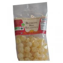 Abeille Royale - Bonbons Miel Eucalyptus BIO sachet 120 g