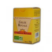 Abeille Royale - Gelée royale BIO boite 25 g