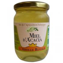 Abeille Royale - Miel d'Acacia BIO verre 1 kg