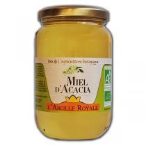 Abeille Royale - Miel d'Acacia BIO verre 500 g