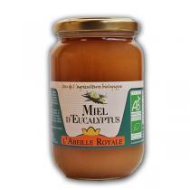 Abeille Royale - Miel d'Eucalyptus BIO verre 500 g