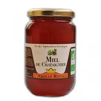 Abeille Royale - Miel de Châtaignier BIO verre 500 g