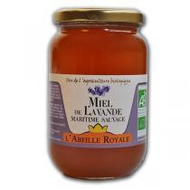 Abeille Royale - Miel de Lavande Maritime BIO verre 500 g