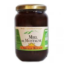 Abeille Royale - Miel de Montagne BIO verre 500 g