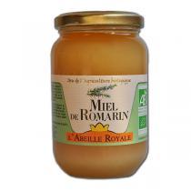 Abeille Royale - Miel de Romarin BIO verre 500 g
