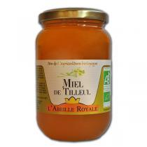 Abeille Royale - Miel de Tilleul BIO verre 500 g
