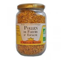 Abeille Royale - Pollen de Fleurs d'Espagne BIO verre 220 g