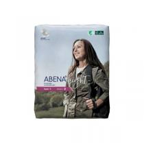 Abena - 30 Protections anatomiques Light Super 4 - 850ml - 20x44cm