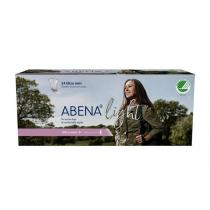 Abena - 24 Protections anatomiques Light Ultra Mini - 100 ml - 8,2x20cm