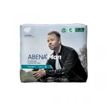 Abena - 15 Protections urinaires Man Formula 1 - 250 ml - 23x29cm