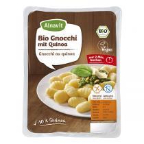 Alnavit - Gnocchi au quinoa bio vegan sans gluten - 250 g