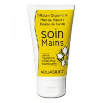 Aquasilice - Lot de 2 x Soins Mains Silicium Manuka - 2 x 50mL