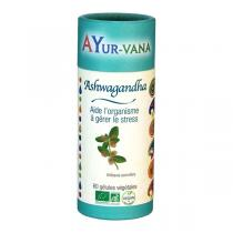 Ayur-Vana - Ashwagandha bio - 60 gélules végétales
