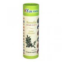 Ayur-Vana - Boswellia 65% - 120 gélules végétales