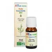 Ayur-Vana - Huile essentielle Tea Tree bio - 10 ml