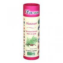 Ayur-Vana - Shatavari bio - 120 gélules végétales