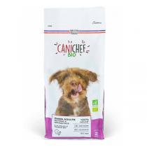 Canichef - Croquettes bio chien adulte grande race 2kg