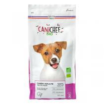 Canichef - Croquettes bio chien petite race 2kg