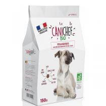 Canichef - Friandises bio Gourmandises pour chien 150g