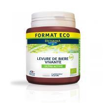 Dietaroma - Levure de bière vivante bio Format éco - 180 gélules