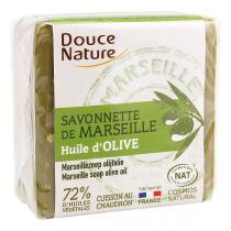 Douce Nature - Savon vert de marseille 100g
