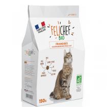 Felichef - Friandises bio Gourmandises pour chat 150g