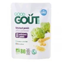 Good Gout - Artichauts, panais, pâtes et parmesan 190g - Dès 6 mois