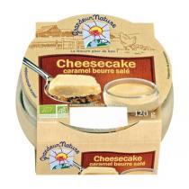 Grandeur Nature - Cheese cake Caramel beurre salé 120g