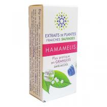 Kosmeo - Hamamelis sauvage Granules Sans Alcool