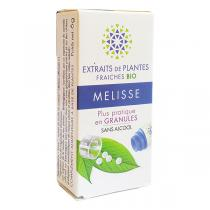 Kosmeo - Mélisse Bio Granules Sans Alcool