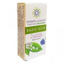 Kosmeo - Radis Noir sauvage Granules Sans Alcool