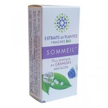 Kosmeo - Sommeil Bio Granules Sans Alcool