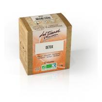 Le Comptoir d'Herboristerie - Tisane Détox bio 20 infusettes