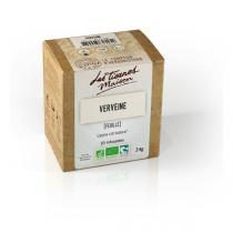 Le Comptoir d'Herboristerie - Tisane Verveine bio feuille 20 infusettes