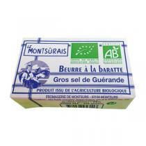 Le Montsûrais - Beurre gros sel de Guérande 250g
