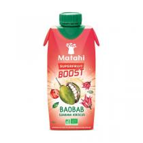 Matahi - Nectar de Baobab Guarana Hibiscus 330 mL