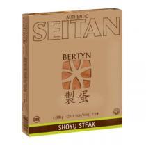 Bertyn - Steak seitan sauce shoyu x 2 - 300g