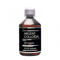 NutriVie - Argent colloïdal 20ppm 500ml