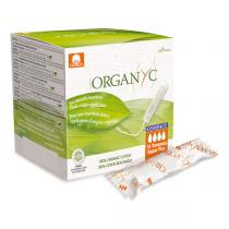 Organyc - Tampon compact Super Plus applicateur x 16