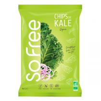 Origin - Chips de kale Oignon bio - 40 g
