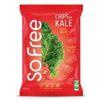 Origin - Chips de kale Tomate Piment bio - 40 g