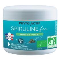 Phyto-Actif - Spiruline Fer x 120 Comprimés