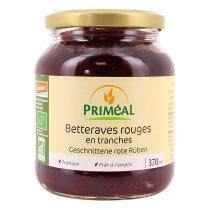 Priméal - Betteraves rouges bio - 370 ml